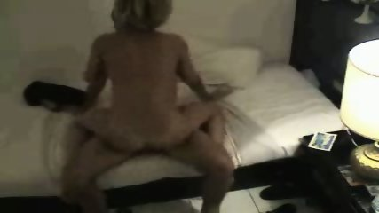 Fucking on the Bed - scene 7
