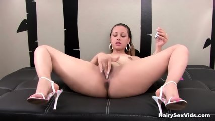 Fingering And Using Her Toy In Solo - scene 8