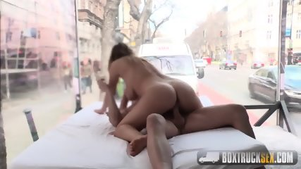 Busty Bitch Public Action - scene 11