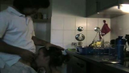 Fucking in the Kitchen - scene 2