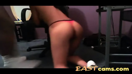 Hot asian milf gets pussy pumped with big black cock