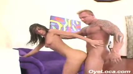 Round ass spanish babe Naomi fucking like crazy - scene 1
