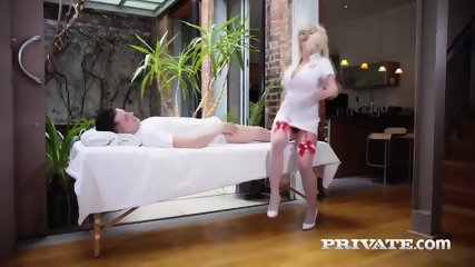 Sienna Day Is A Busty Blonde Nurse Addicted To Anal - scene 1