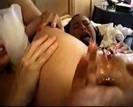 Girl squirts on anal Orgasm - scene 11