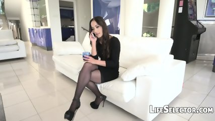 Nomi Melon Loves To Get Big Dicks Into Her Ass...she Enjoys Riding So Much On Them... - scene 3
