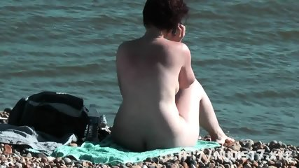 Beautiful nudist babes on beach posing for me