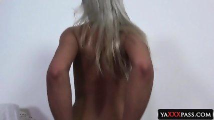 Hot Collection POV Hardcore With Cute Teen Blondies Cherry Kiss, Haley Hill, Gina Gerson, Linda LeClair, Porno Dan - scene 3