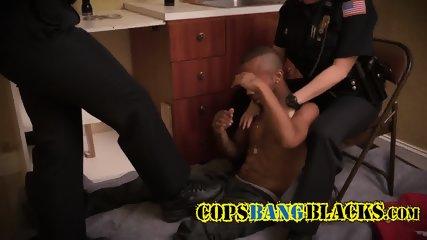 Two hot milf slurping black dick