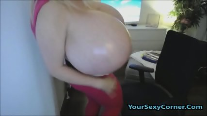 The Biggest Motherfucking Monster Tits In The World