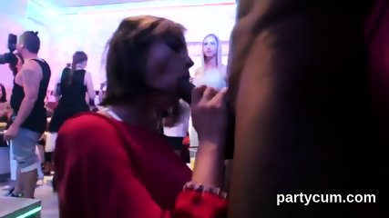 Spicy girls get absolutely wild and undressed at hardcore party