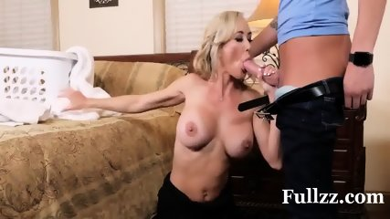 Busty Milf Gets A Personal Assistant - Fullzz