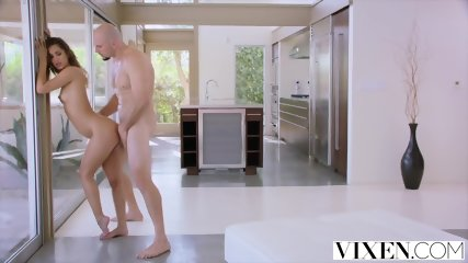 VIXEN Uma Jolie Fucks Huge Cock For Favors - scene 11