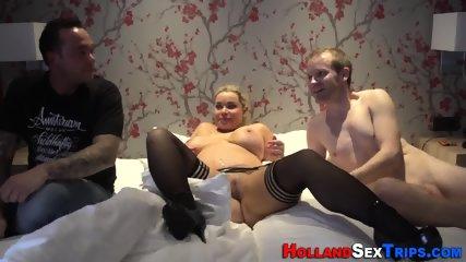 Dutch Hooker Gets Cumshot - scene 12