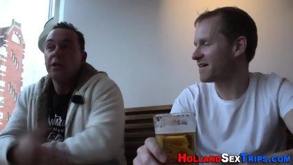 Dutch Hooker Gets Cumshot - scene 4