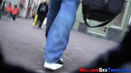 Dutch Hooker Gets Cumshot - scene 7