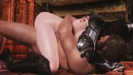 3D Queen Of Darkness Summoned For Herself A Horny To Fuck Her Up Hentai - scene 7