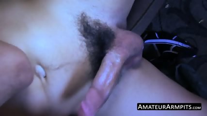 Jocky Male Swallows His Friends Thick Dick