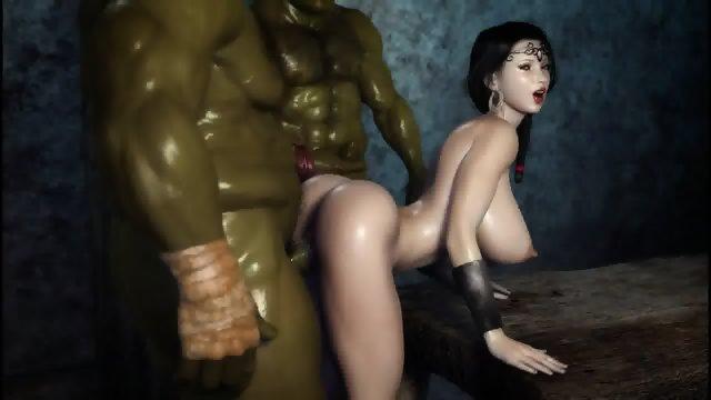 Hd 3d anime porn