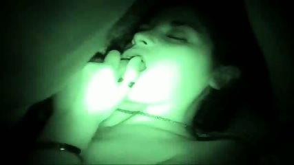 Drunken Girl taped - scene 8