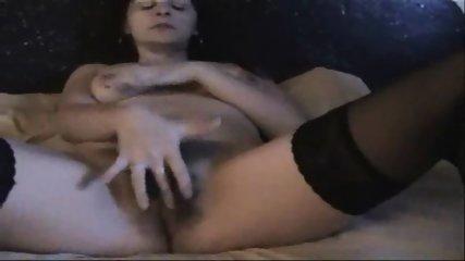 German hairy Bitch - scene 7