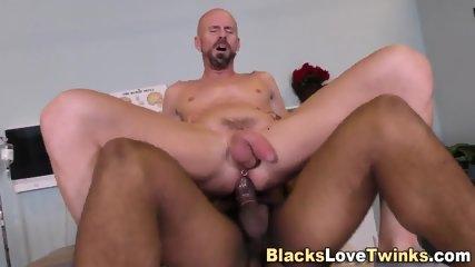 Black Doctor Fingers Ass