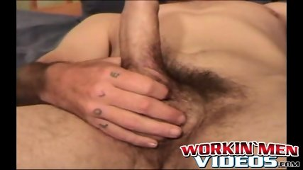 Nasty old dude Daniel loves spraying his cum all over - scene 10