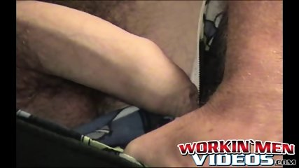 Nasty old dude Daniel loves spraying his cum all over - scene 1
