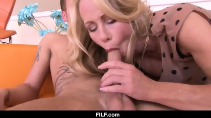 Anal Mother In Law with a cock in her ass