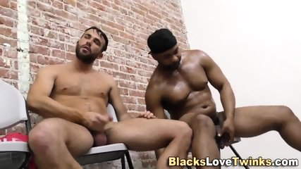 White And Black Amateurs