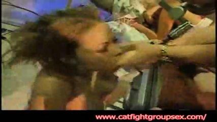 Girl sucking a dildo - scene 8