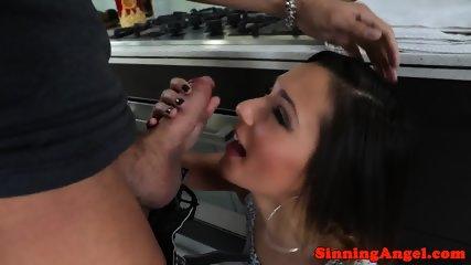 Teen pornstar assfucked passionately