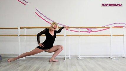 Tamara neto hot russian blackhaired gymnast - 1 4