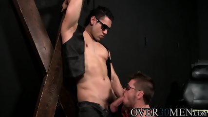 Alexander Garrett and Jack Andy have hot doggy style session
