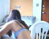 Jacky on Webcam - scene 12