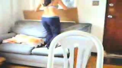 Jacky on Webcam - scene 1