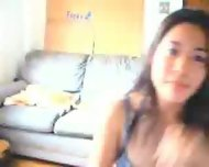 Jacky on Webcam - scene 3