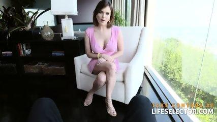 Krissy Lynn - Super MILF Offers Her Holes - scene 3