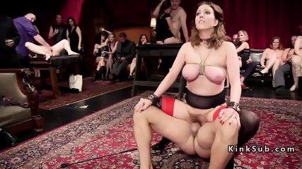 Sexy Fat Girl Cumshot