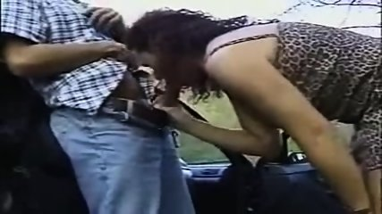 Nederlands paar seks op de snelweg