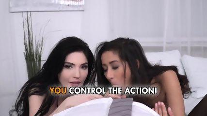 Fuck These Bitches! POV Sex Marathon - scene 2
