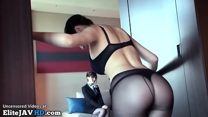 Japanese Most Sexy Hostess Selection - scene 4