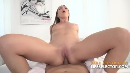 Veronica Clark - Beautiful Babe Gets ASSFUCKED - scene 5