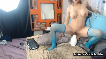 Extreme Anal Penetration With Some Big Toys