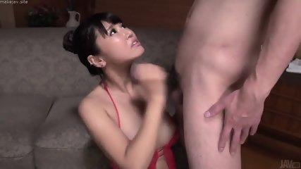 Japan Hand Job Porn Session With Shinohara - scene 10