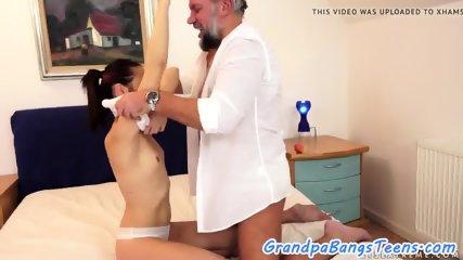 Granddaddy is not so old xincestporn.com
