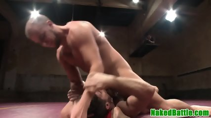 Athletic jock assfucking submissive hunk