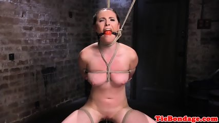 Sub fingered before maledom uses electrode
