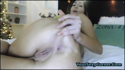 Big Ass Blonde Pornstar Emma Live On Our Site!