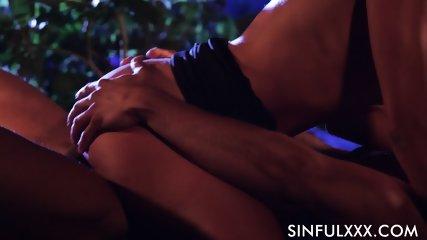 Sex In Garden - scene 9