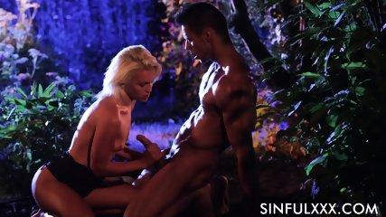 Sex In Garden - scene 7